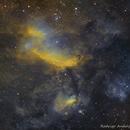 IC 4628 - Prawn Nebulsa - From My Balcony.,                                Rodrigo Andolfato