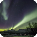 Tromso aurora (14.03.18),                    simon harding