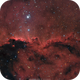 NGC6188 - Ara's Dragons Close-up - HaRGB,                                Wellerson Lopes