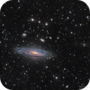 NGC7331 - The Deer Lick Group,                                Jason Guenzel