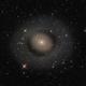 M94 - Croc's Eye Galaxy (HaLRGB),                                Frank Breslawski