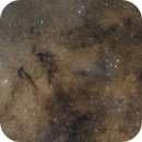 Collinder 399 and dust in Vulpecula,                                Konstantin Firsov