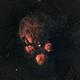NGC 6334,                                Vijay Vaidyanathan