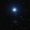 Leo Dwarf Galaxy near Regulus,                                Joostie