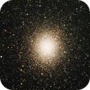 Omega Centauri Cluster,                                Laurence Pap