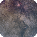 M24 Small Sagittarius Star Cloud and Surrounding Clusters,                                Brandon Tackett
