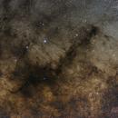 Pipe Nebula Widefield - Reprocessed,                                Gabriel R. Santos (grsotnas)