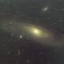 M31 LRGB,                                Colin Thomas