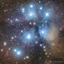 A Dusty Pleiades,                                  Scott