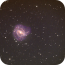 M 83 - Elevation max. 11°,                                  Giovanni