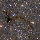 Barnard 150 - The seahorse nebula,                                Rafael Schmall
