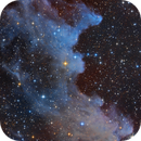 NGC 1909 - Witch Head Nebula,                                Alberto Pisabarro