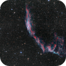 Cirrus NGC 6992,                                Michael Wolter