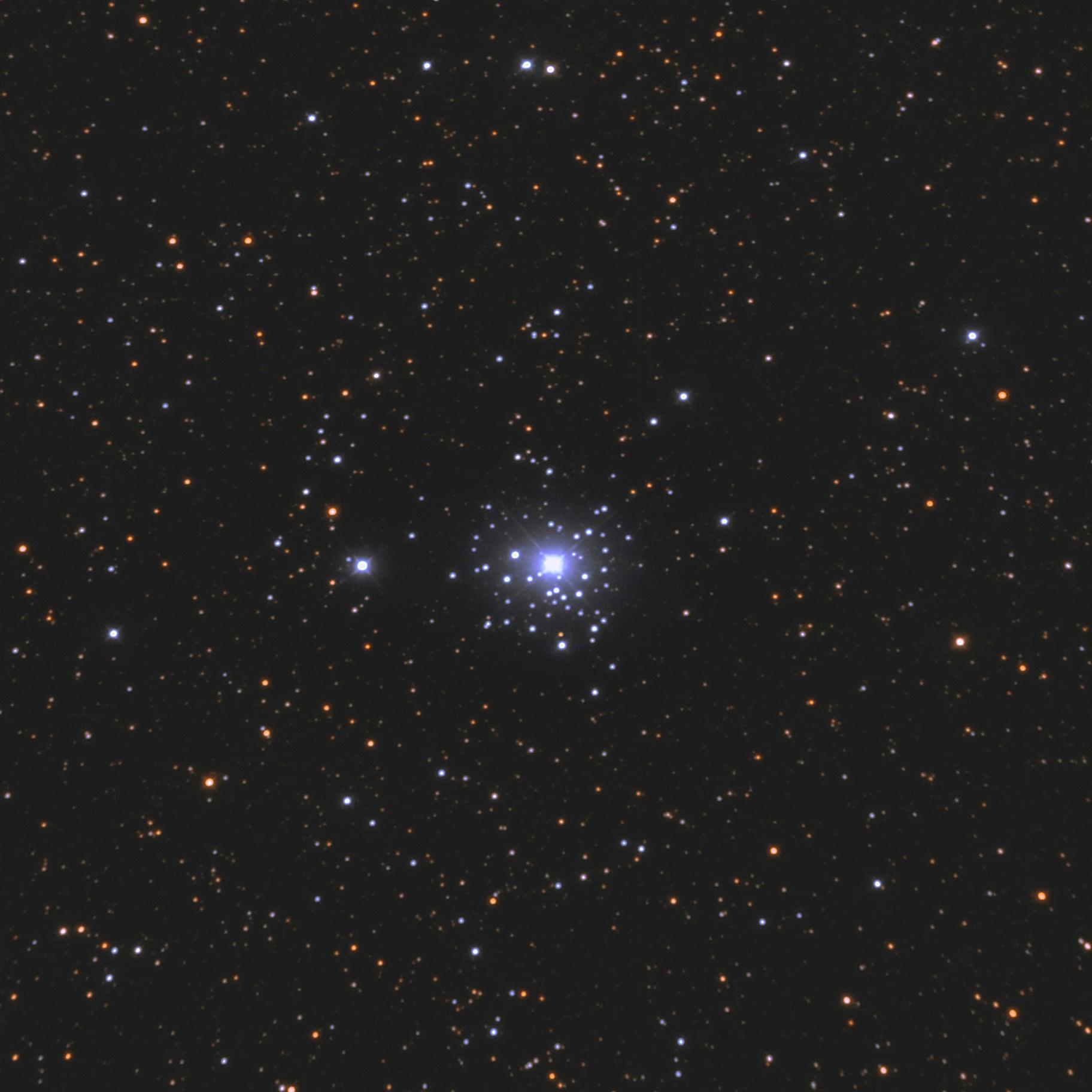 NGC 2362,   The Tau Canis-Majoris Cluster,                                Big_Dipper
