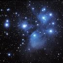 M45 Pleiades,                                Mohammad Rahimi