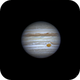 Jupiter et Io - 08/06/2018,                    BLANCHARD Jordan