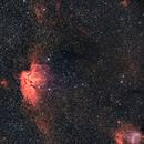 The wizard Nebula,                                Nikolaos Karamitsos