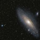 M31 , Andromeda Galaxie,                                  Joschi