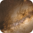 Milky Way beside the gran Tecan observatory, Canarias,                                Maxime Tessier