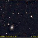 Arp 234 - ngc 3738 - Irregular Galaxy in UMa.,                                astroeyes