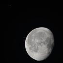 Rapprochement entre Mars & la Lune,                                FranckIM06