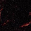 Veil Nebula and Pickering's Triangle,                                Fabiano B. Diniz