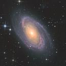M81 M82 Bode`s und Zigarren Galaxy,                                Asgartt