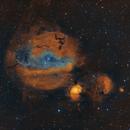 Sharpless 232 (Sh2-232) and Companions,                                equinoxx