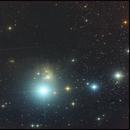 IC 348 in the fog,                                Gottfried Meissner