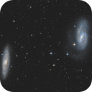 M65 / M66 Galaxies,                                Martin Junius