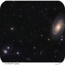M81 Bode's Galaxy and NGC3077,                                Lukasz Socha