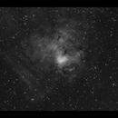 NGC 1491 - The Wild Boar Nebula in Ha,                                  Göran Nilsson