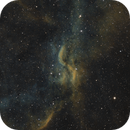 DWB 111 - Propeller Nebula in Cygnus,                                Benny Colyn