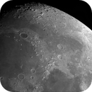 Lunar Northern Hemisphere,                                 Astroavani - Avani Soares