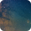 Milky Way Core and Rho Oph - incl. Saturn,                                johnzzz123