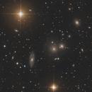 Hydra Galaxy Cluster,                                Darius Kopriva