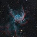Thor's Helmet,                                  sky-watcher (johny)