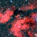 IC1318 HaLRGB,                                Apollo