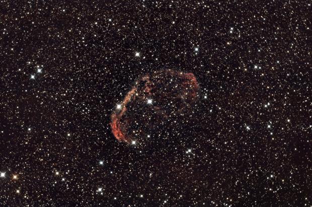 NGC 6888,                                Gabriel Siegl