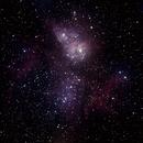 Eta Carinae Nebula - Caldwell 92 - NGC 3372,                                Killie