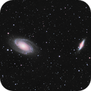 Must be April! M81-M82 LRGB,                                Pam Whitfield
