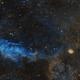 Lobster Claw Nebula in Cassiopia - sh2-157 / LBN537,                                Jonathan W MacCollum