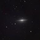 M104 - The Sombrero Galaxy,                                Michael J. Mangieri