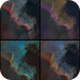The Cygnus Wall: Narrowband color palettes,                                Luca Marinelli