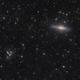 APOD 2020 Oct 15 - NGC 7331 and Stephan's Quintet,                                Robert Eder