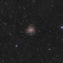 IC342,                                SkyEyE Observatory