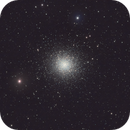 Messier 13,                                Peter Webster