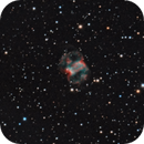 M76 - Little Dumbbell Nebula,                                Frank Breslawski