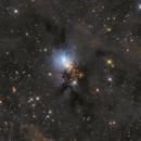 NGC1333 Firefly Nebula LRGB !!,                                Young Joon Byun