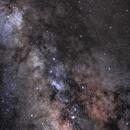 Vía Láctea desde Gudar-Javalambre,                                Roberto Ferrero